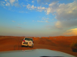 Jeep Desierto