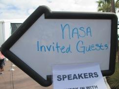 VIP NASA Guest