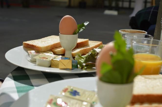 Wiener Frühstuck en Villach