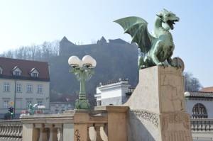Dragón - simbolo de la ciudad