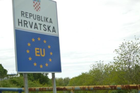 Frontera Croacia