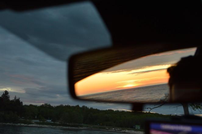 Roadtripeando en Umag
