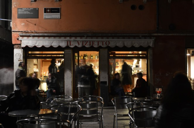Il Vizietto en Venecia