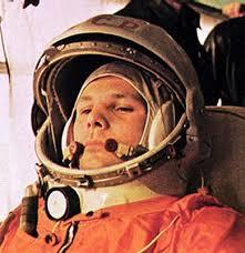 Yuri Gagarin, en 1961
