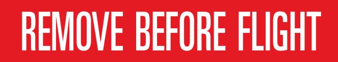 removebeforeflight