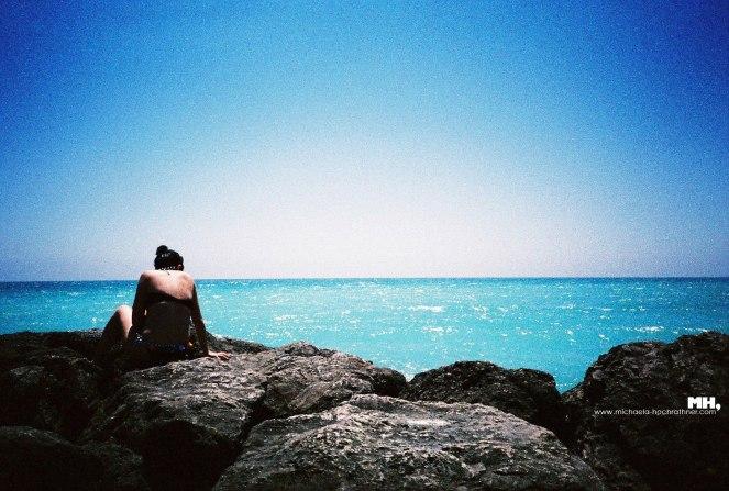 Disfrutando de mi playa, Moncofar. Fotografía: Michaela Hochrathner