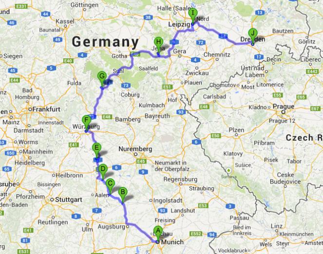 Road Trip June 2014