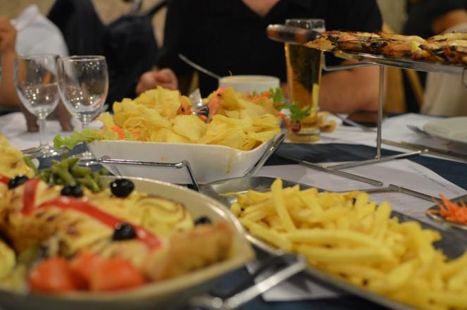 Festín portugués