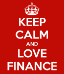 Keep Calm Finance